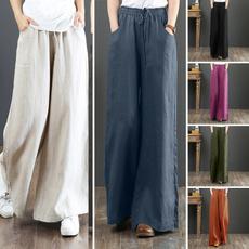Women, Plus Size, pantsforwomen, Elastic