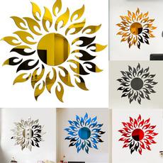 Home & Living, Fashion, Sunflowers, walldecoration