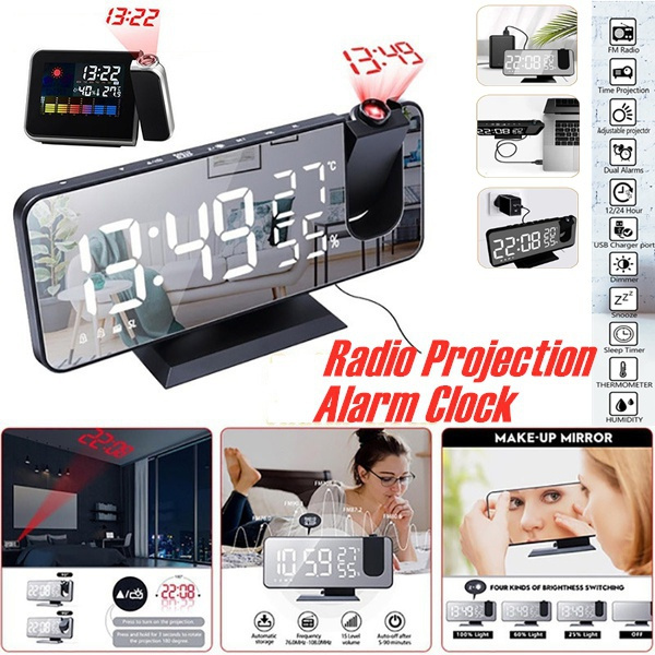 led, projector, Clock, Watch
