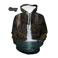 3D hoodies, colorfulsweatshirt, long sleeve sweater, Sleeve