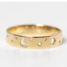 Fashion, wedding ring, Cheap Rings, gold