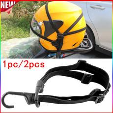 Helmet, motorbikehelmetstrap, luggagestrap, elasticropebracelet