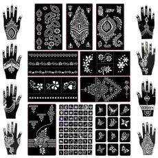 tattoo, stencil, art, Tattoo sticker