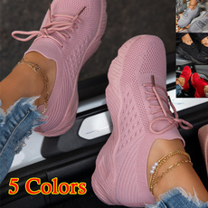 Sneakers, Plus Size, Lace, Sports & Outdoors