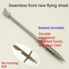 Shark, Flying, slingshot, Stainless Steel