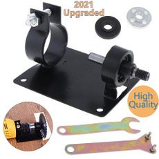 electricdrillcutting, bracketsclamp, workbench, Electric