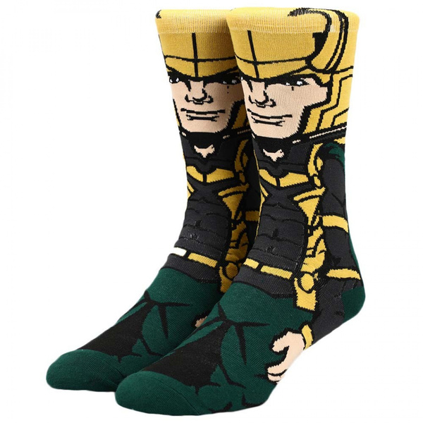 Polyester, Marvel Comics, unisex, Socks