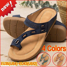 Summer, Flip Flops, Plus Size, Women Sandals