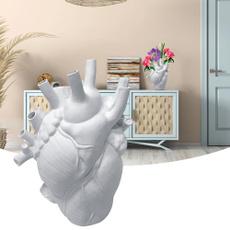 Heart, Modern, Statue, Home & Kitchen