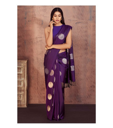 Beautiful, kanchipuramsaree, kanchipuramsilksare, purple