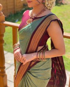 Beautiful, kanchipuramsaree, kanchipuramsilksare, classy