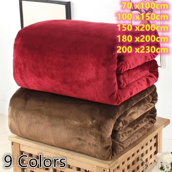 Fleece, warmblanket, sofablanket, Throw Blanket