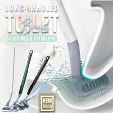 wallhangingdeepcleaningbrushwithnonsliplonghandle, toiletbrush, deepcleaning, Bathroom