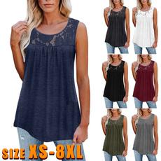 blouse, Summer, Vest, Fashion