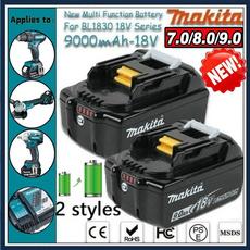 Power Tools, led, bateriasrecargable, Battery