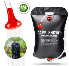 Summer, portableshowerbag, solarshowerbag, showerbagforcamping