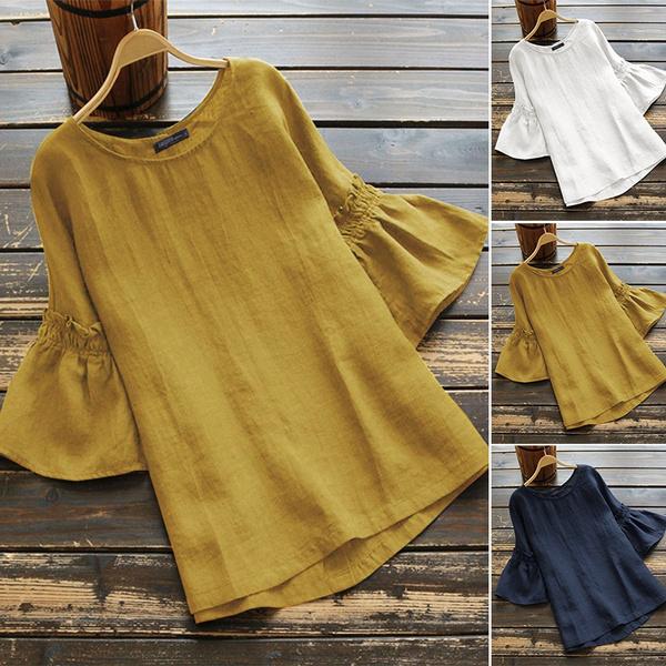 blouse, Fashion, Cotton, Shirt