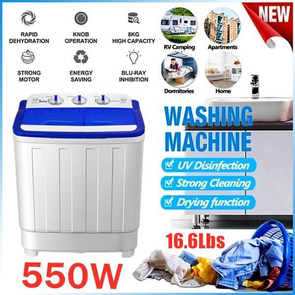Laundry, miniwasher, washingmachine, homeampliving