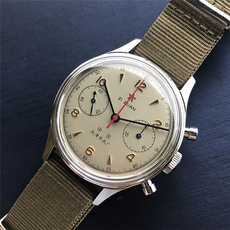 Chronograph, seagull1963watch, chronographwatch, Clock