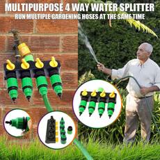 Watering Equipment, Connector, Faucets, Garden