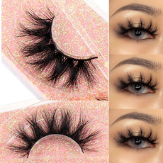 Eyelashes, False Eyelashes, Fiber, eye