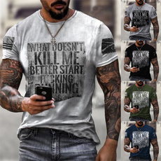 Fashion, Necks, men clothing, Tee Shirt