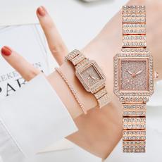 DIAMOND, rosegoldwatch, gold, Dress