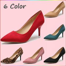 Plus Size, Womens Shoes, Classics, nude