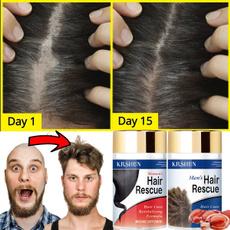 bald, regrowth, Massage & Relaxation, Men