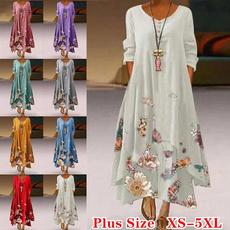 dressesforwomen, longsleeveddresse, Long Sleeve, plus size dress