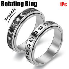 Steel, cute, cuteflower, rotatablering