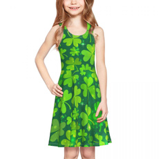 Clover, girls dress, Magic, fashion dress