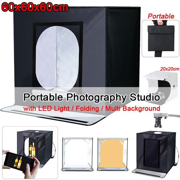 Box, miniphotostudio, led, Sports & Outdoors