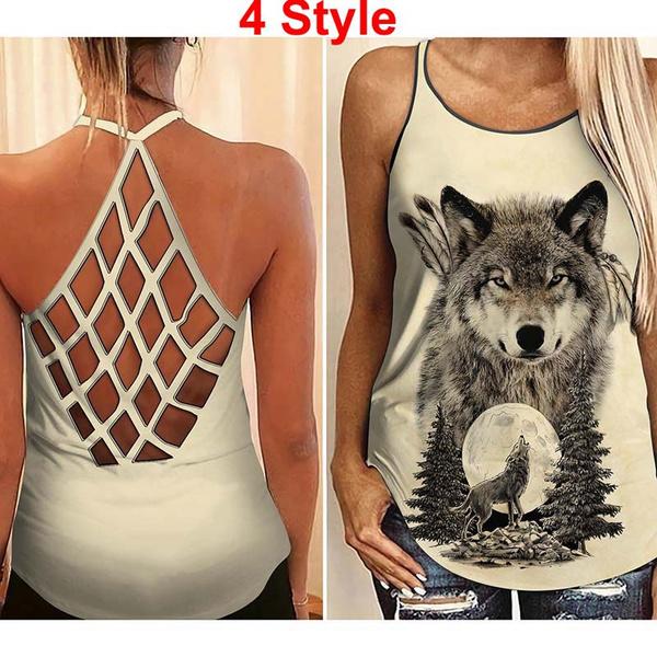 shirtsforwomen, Tanktops for women, Vest, Plus Size