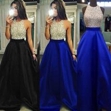 gowns, Sexy Wedding Dress, Fashion, halter dress