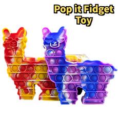 fidgetblock, fidgetspinner, Silicone, squeeze