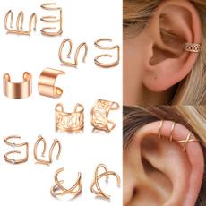 Fashion, leaf, Jewelry, women earrings