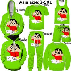 Vest, Fashion, crayonshinchan, T Shirts