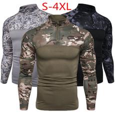 Outdoor, tacticalshirt, Shirt, Fitness