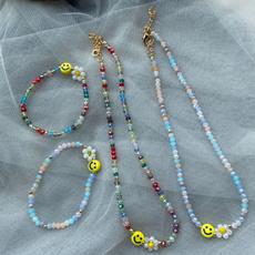 smilenecklace, Fashion, Colorful, Summer