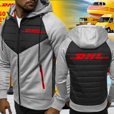 Jacket, Fashion, Zip, Spring