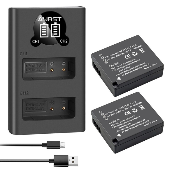 dmwblg10, led, usb, Battery