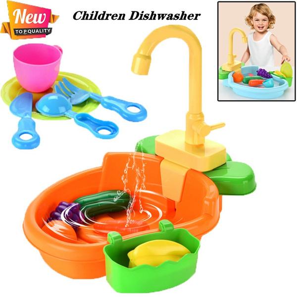 water, Dishwasher, childrendishwasher, Electric