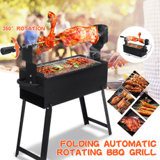 barbecueskewer, Grill, Outdoor, Electric