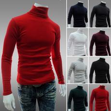 Plain class, Sleeve, cottonmenssweater, Long Sleeve