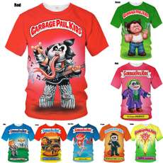 kids, Summer, 3dprinte, 3dprintetshirt