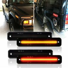 hummer, led, carfoglight, carsidelight