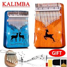 fingerpercussionmusical, Musical Instruments, mbirakalimba, woodkalimba