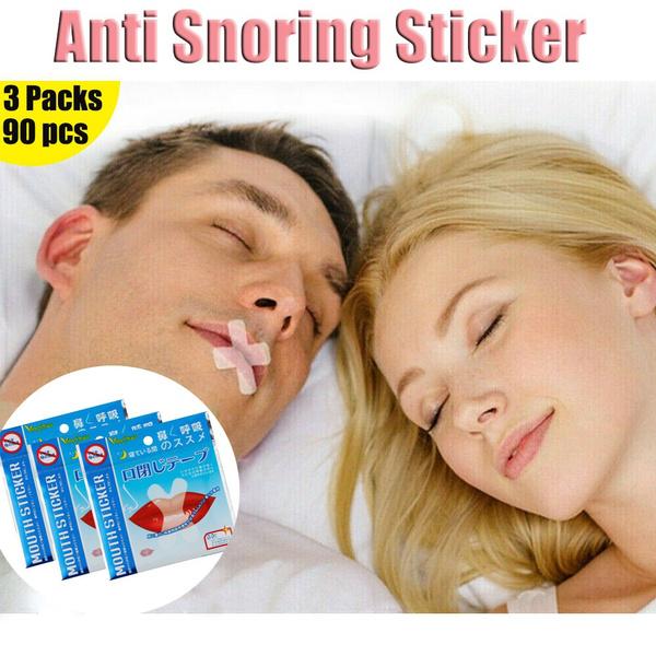 Stickers, snorestopper, stickersforsomniloquist, antisnoringpatch