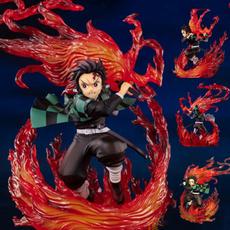 rengoku, figure, Demon, onepiece
